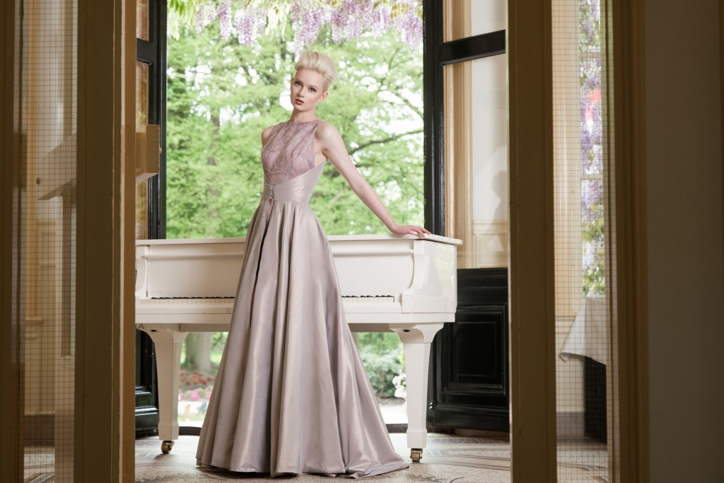 nieuw collectie - SHOW - 4e jurk
