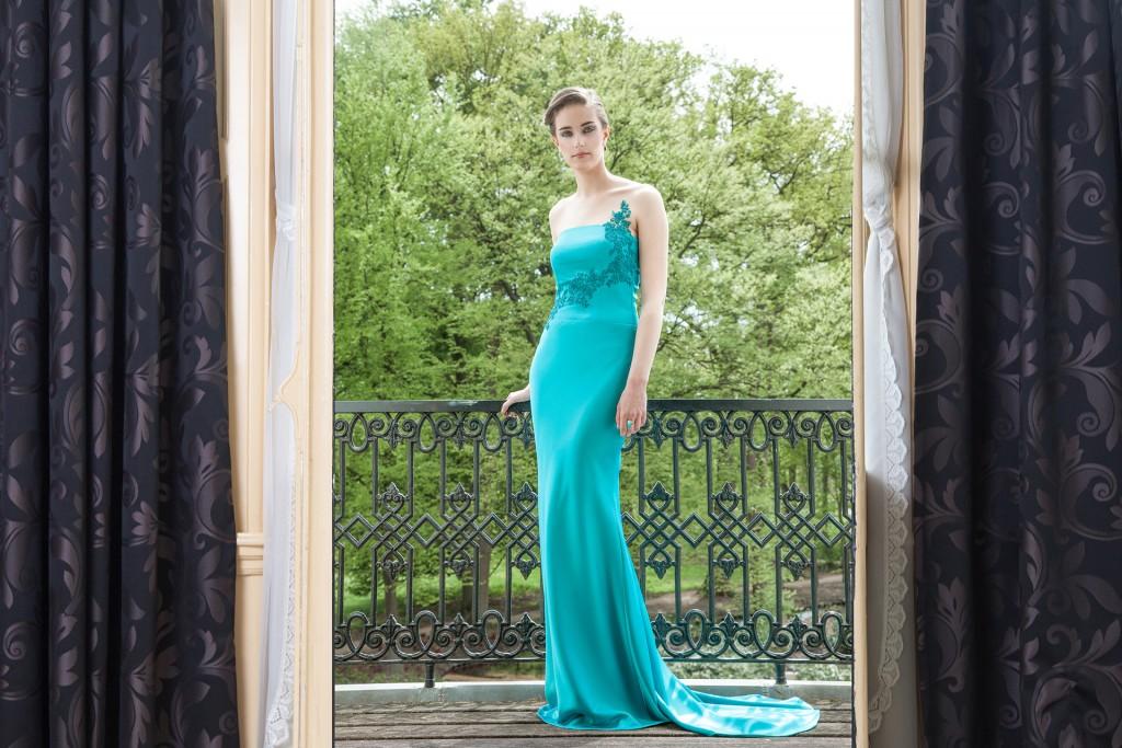 nieuw collectie - SHOW - 7e jurk